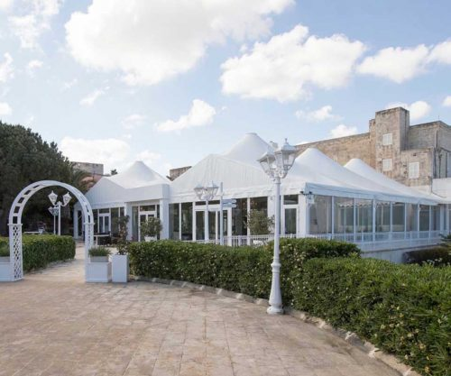 External image of soundproof marquee